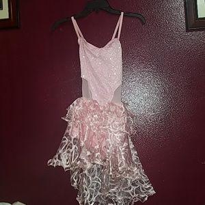 Dainty Pink Dress
